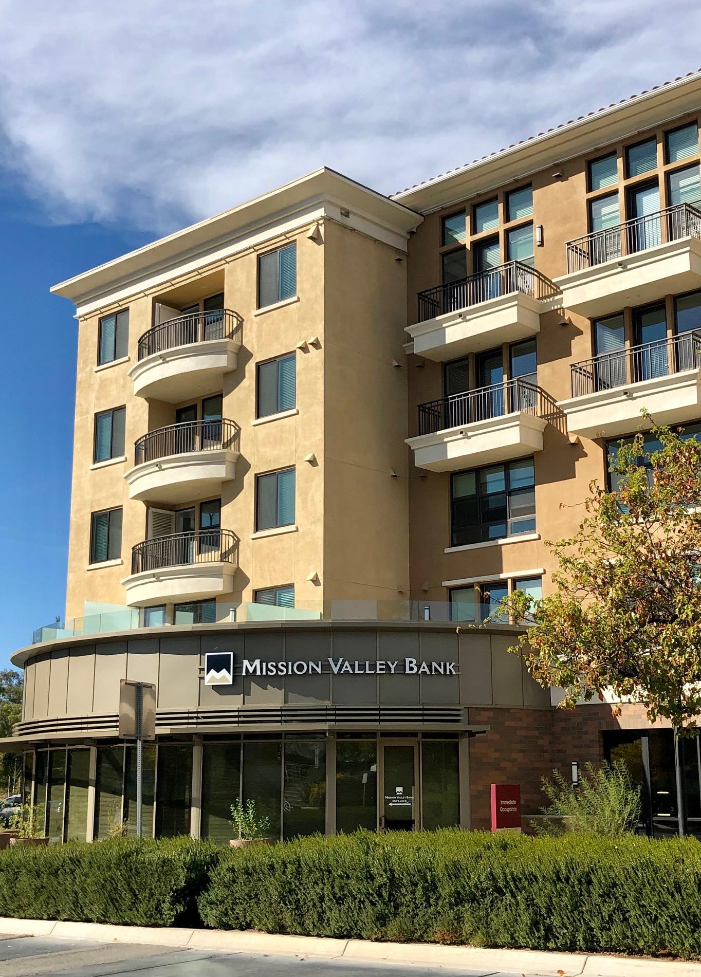Mission Valley Bank Valencia Branch